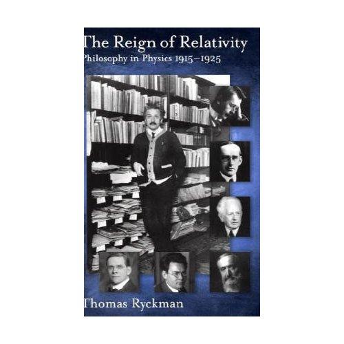 the reign of relativity ryckman thomas